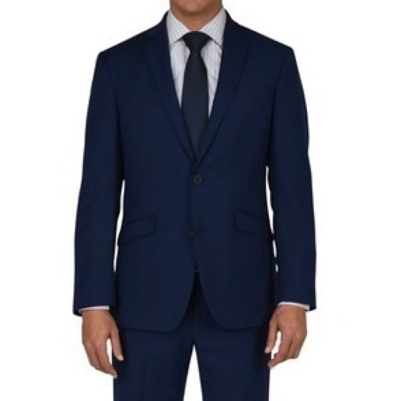 Kenneth Cole Other - Kenneth Cole | Reaction Double Button Suit Jacket